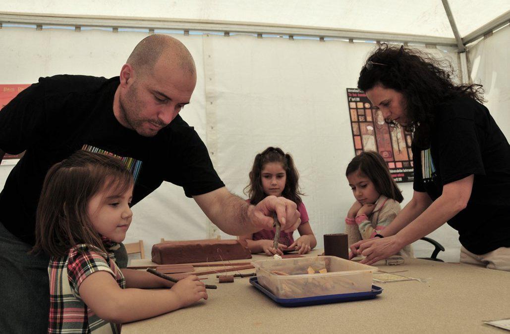 Taller de escritura cuneiforme