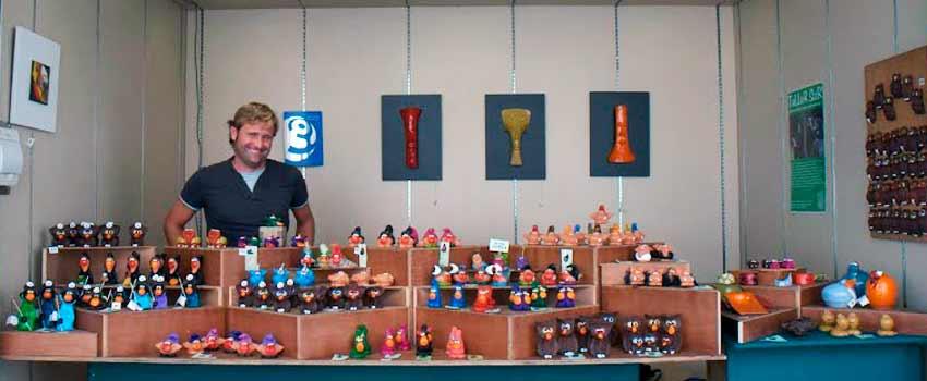 Ferias Artesanía, verano 2012