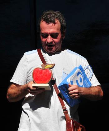 Premios Festa da Sidra 2011.-