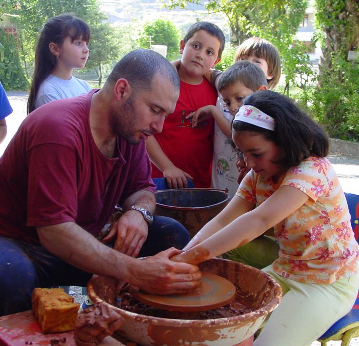 Así se hace…Días Europeos de la Artesanía